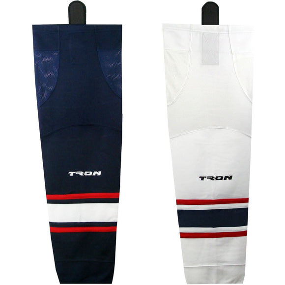 Tron SK300 Dry Fit Ice Hockey Socks - Winnipeg Jets - PSH Sports