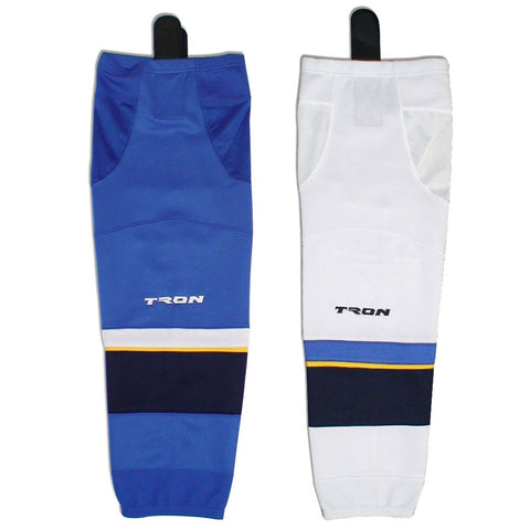 Tron SK300 Dry Fit Ice Hockey Socks - St. Louis Blues - PSH Sports