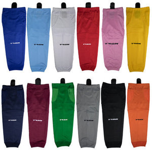 Tron SK100 Solid Color Dry-Fit Ice Hockey Socks - PSH Sports