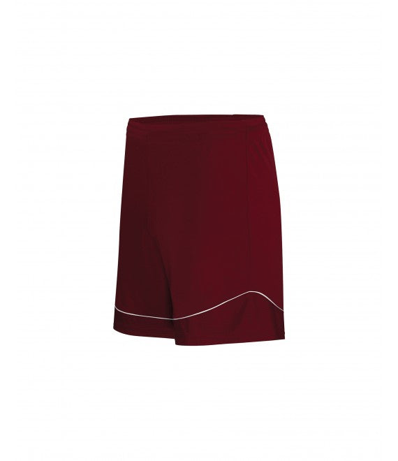 Score Sports Santiago 110A Burgundy/White Shorts