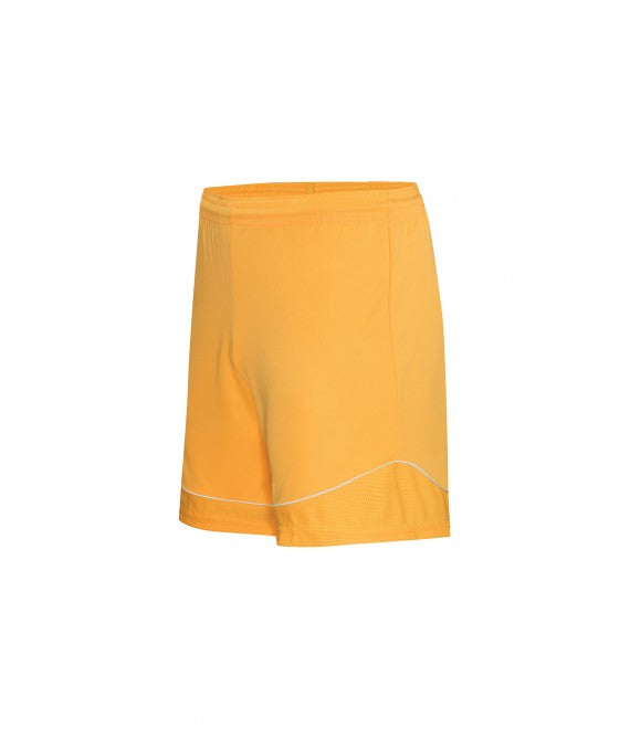 Score Sports Santiago 110A Gold/White Shorts