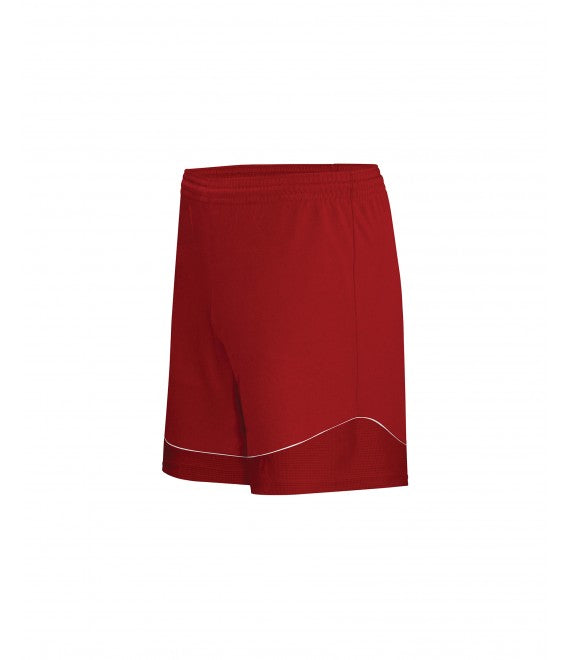 Score Sports Santiago 110A Red/White Shorts