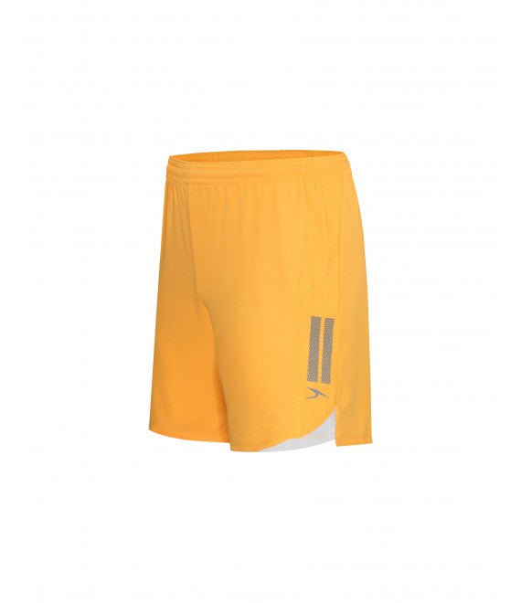 Score Sports Madrid 115A Gold/White Shorts