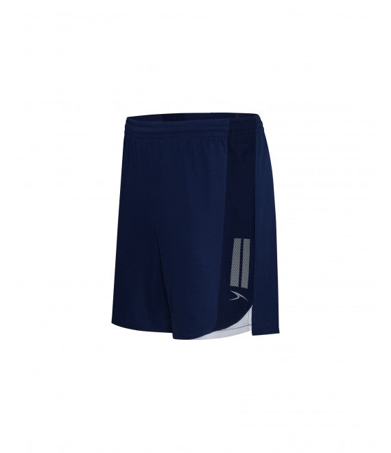 Score Sports Madrid 115A Navy/White Shorts