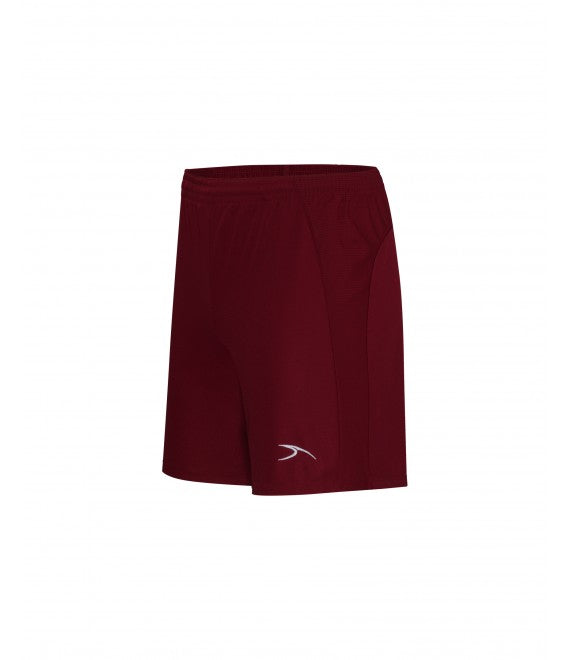 Score Sports Naples 118A Burgundy Shorts