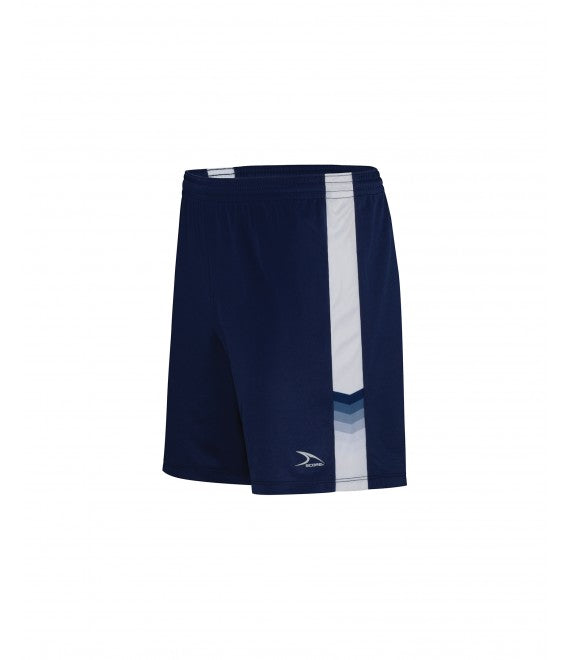 Score Sports Houston 125A Navy/White Men's Shorts