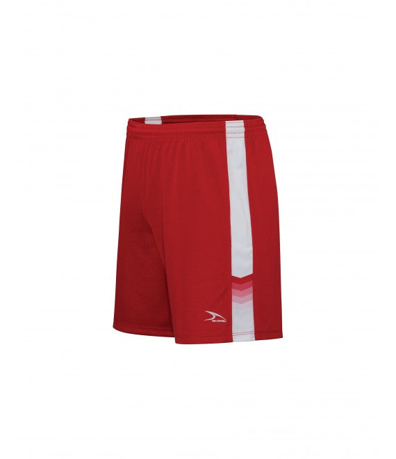 Score Sports Houston 125A Red/White Men's Shorts