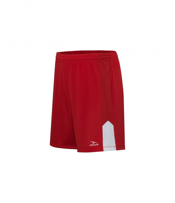 Score Sports Amsterdam 170A Red/White Shorts