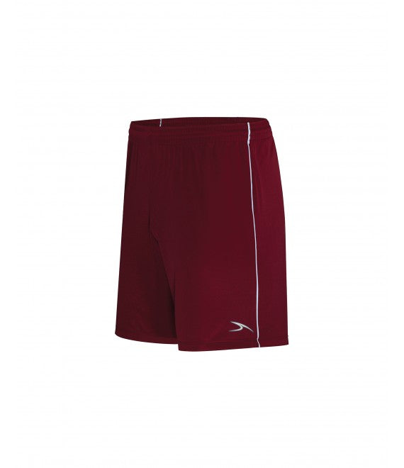 Score Sports London 195A Burgundy/White Shorts