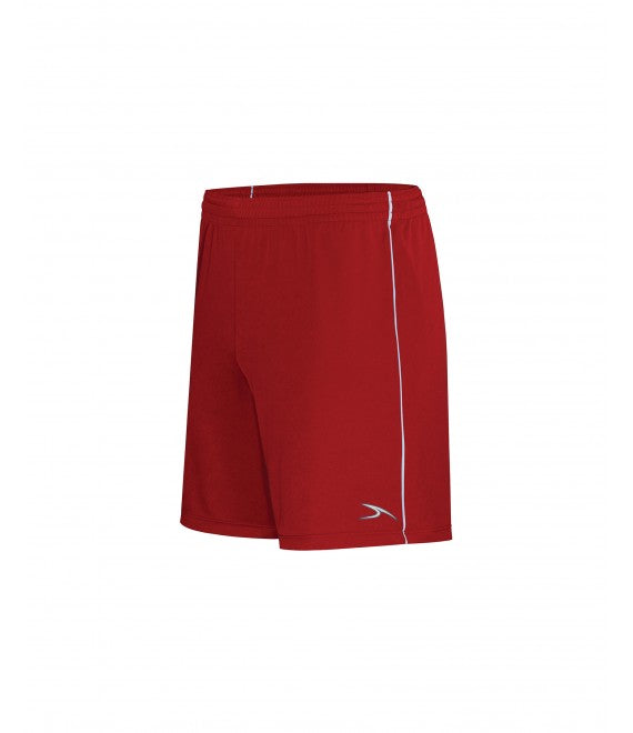 Score Sports London 195A Red/White Shorts