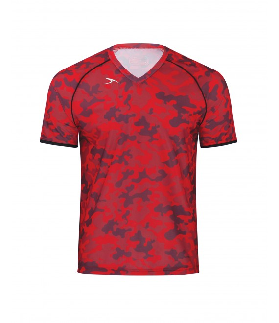 Score Sports Camo USA 220 Red/Black Jersey
