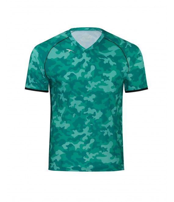 Score Sports Camo USA 220 Teal/Black Jersey