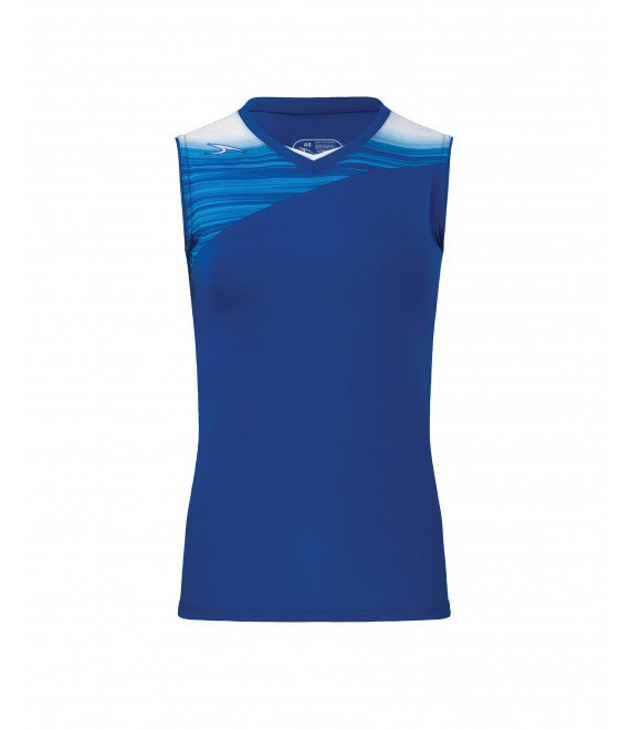 Score Sports Stockholm 251 Royal Blue/Royal Blue Ladies Softball Jersey