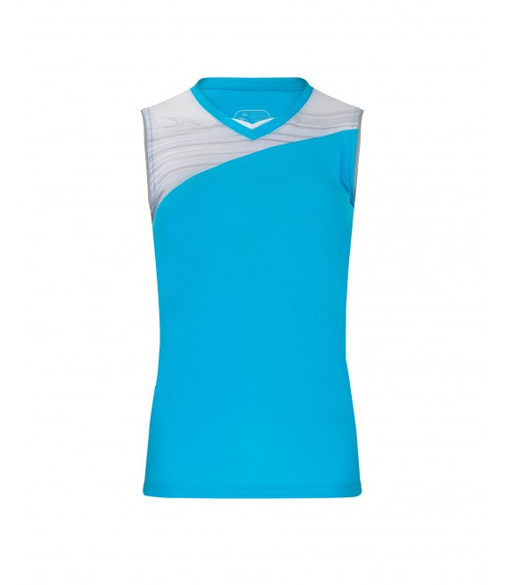 Score Sports Stockholm 251 Turquoise/Silver Ladies Softball Jersey