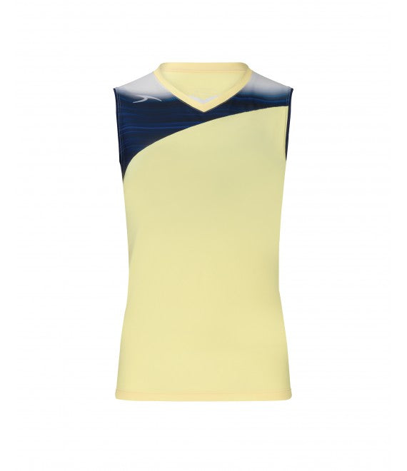 Score Sports Stockholm 251 Yellow/Navy Ladies Softball Jersey