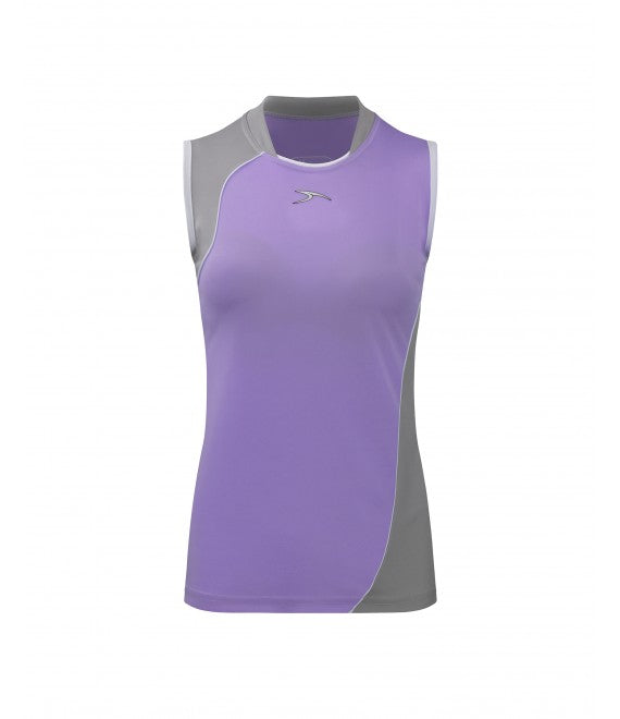 Score Sports Versailles 296 Lavender/Silver Ladies Baseball Jersey