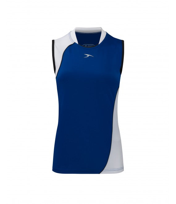 Score Sports Versailles 296 Royal Blue/White Ladies Baseball Jersey