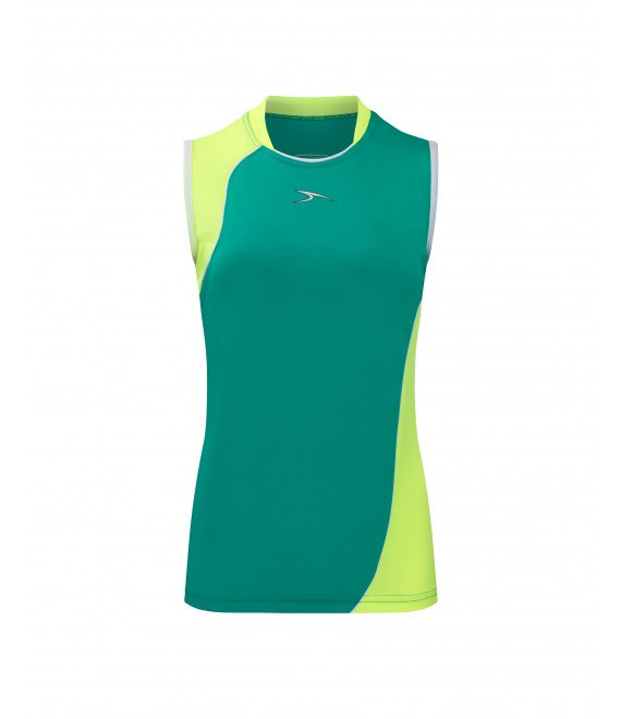 Score Sports Versailles 296 Teal/Lemon Ladies Baseball Jersey