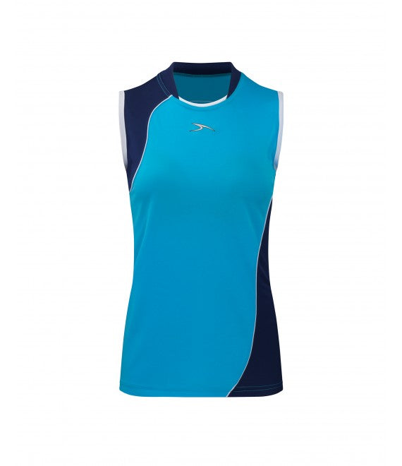 Score Sports Versailles 296 Turquoise/Navy Ladies Baseball Jersey