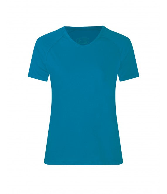 Score Sports 4220W Women's Turquoise Performance Tee