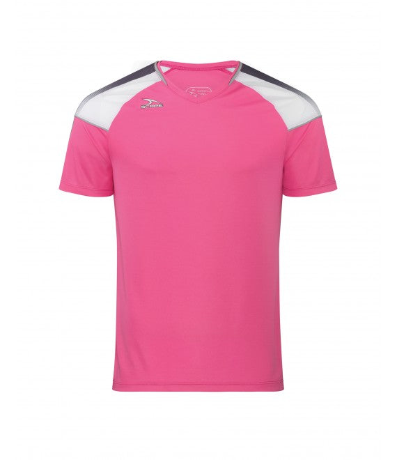 Score Sports Argentina 496 Fuscia/Charcoal Grey Jersey