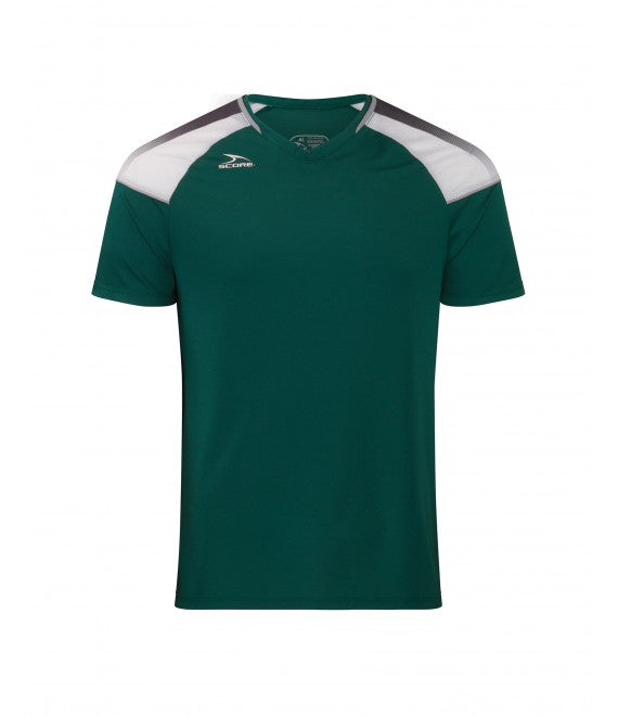 Score Sports Argentina 496 Hunter Green/Charcoal Grey Jersey