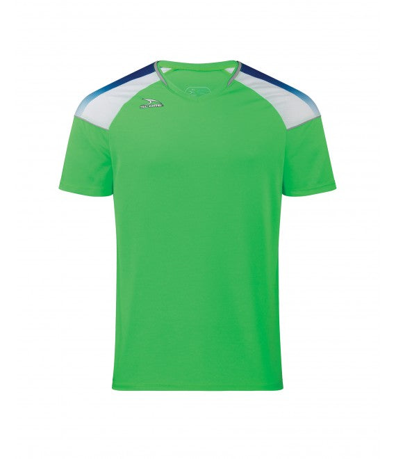 Score Sports Argentina 496 Lime Green/Royal Blue Jersey