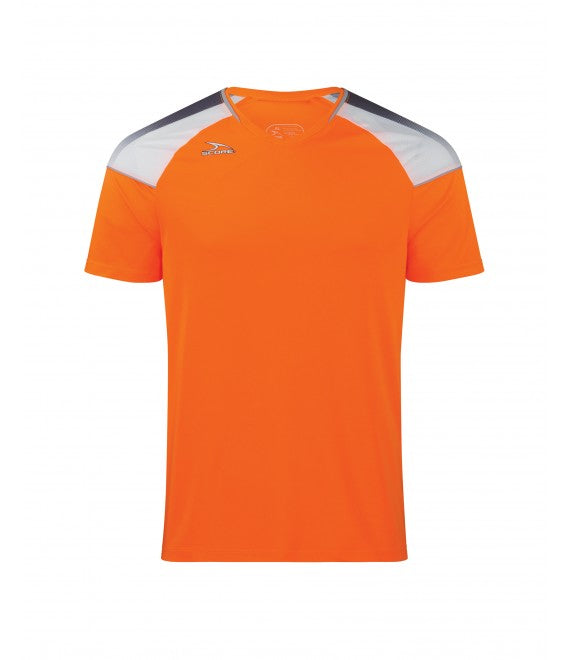 Score Sports Argentina 496 Tangerine/Charcoal Grey Jersey