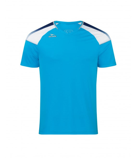 Score Sports Argentina 496 Turquoise/Navy Jersey