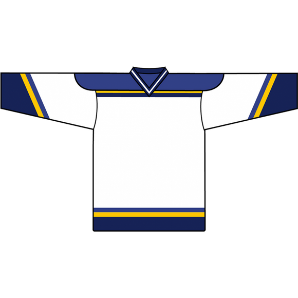 Kobe Sportswear 6142H St. Louis Blues Regular Home Pro Series Hockey Jersey