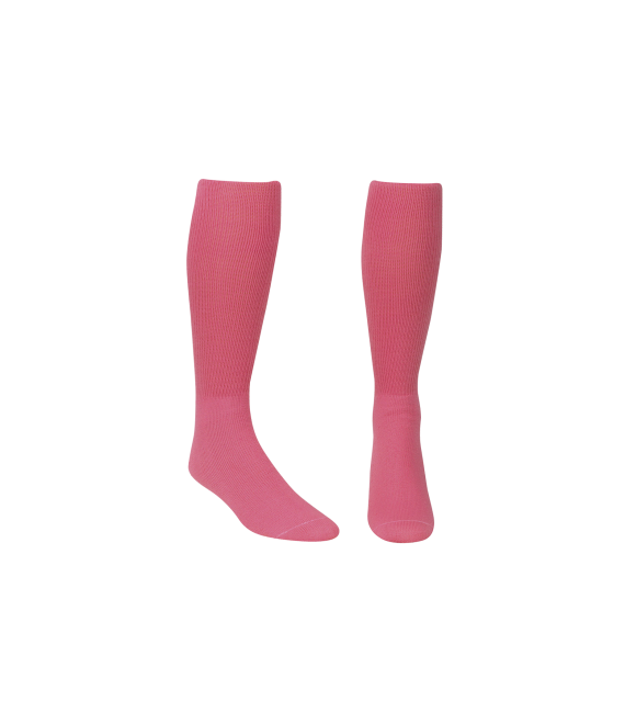 Score Sports Solid Fuscia Socks No. 800