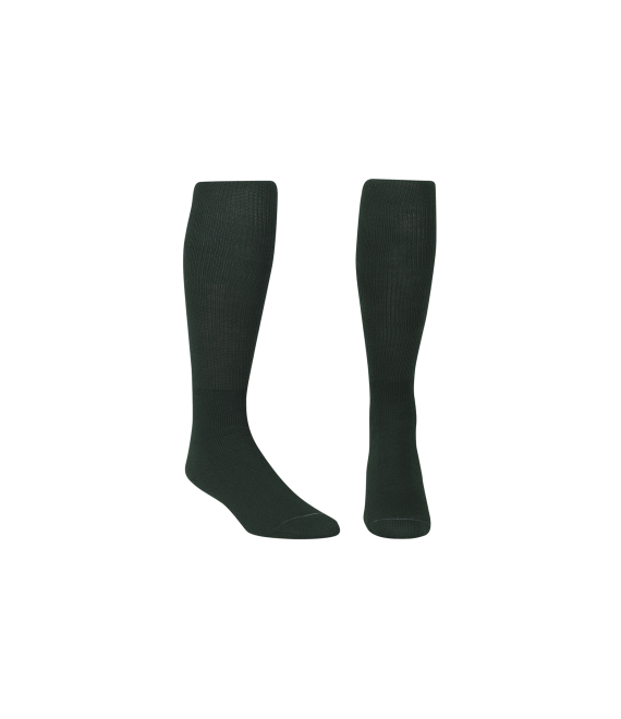 Score Sports Solid Hunter Green Socks No. 800