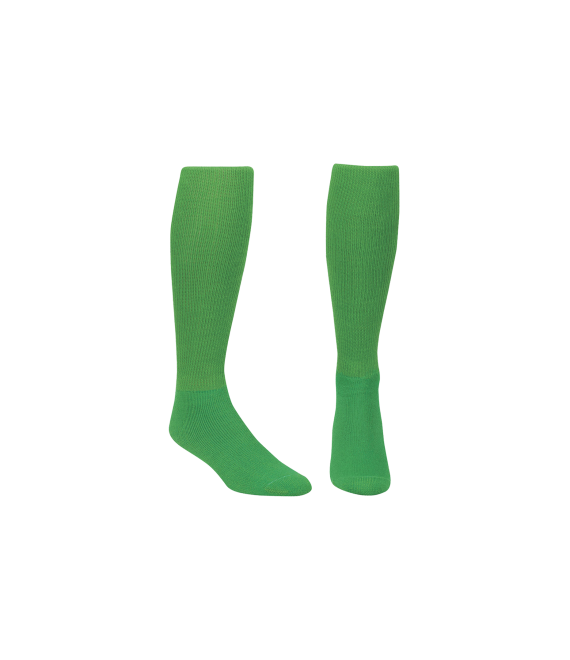 Score Sports Solid Kelly Green Socks No. 800