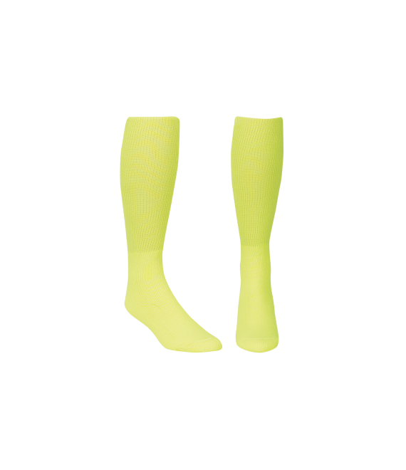 Score Sports Solid Lemon Socks No. 800
