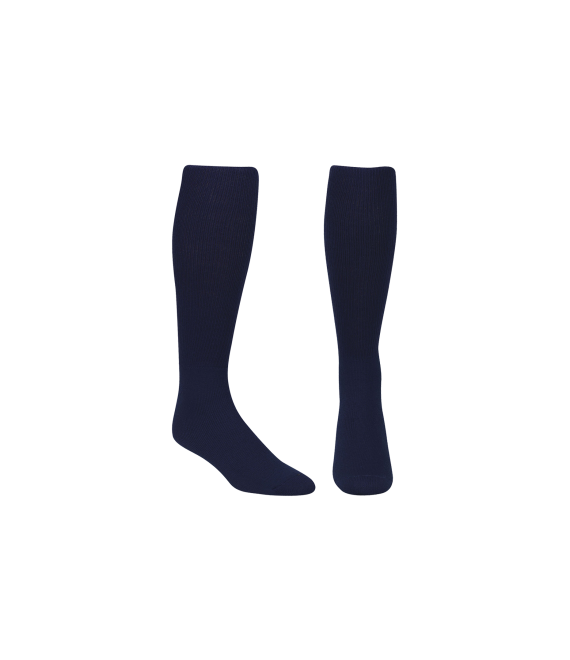 Score Sports Solid Navy Socks No. 800