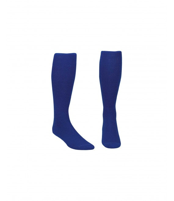 Score Sports Solid Royal Blue Socks No. 800