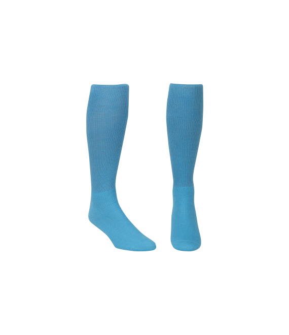 Score Sports Solid Turquoise Socks No. 800
