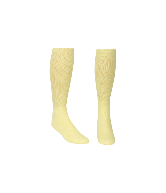 Score Sports Solid Yellow Socks No. 800