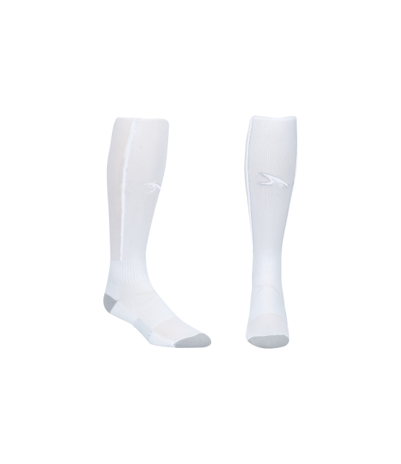 Score Sports Elite 828 White/White Performance Socks
