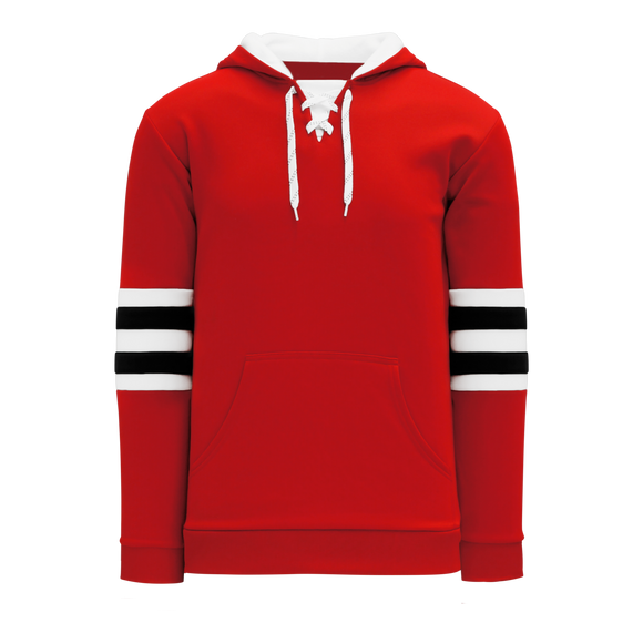 Athletic Knit (AK) A1845Y-304 Youth Chicago Red Apparel Sweatshirt