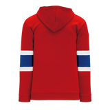 Athletic Knit (AK) A1845 Montreal Red Apparel Sweatshirt
