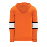 Athletic Knit (AK) A1845Y-330 Youth Philadelphia Orange Apparel Sweatshirt