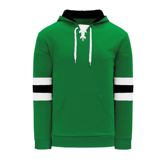 Athletic Knit (AK) A1845A-376 Adult Dallas Kelly Green Apparel Sweatshirt