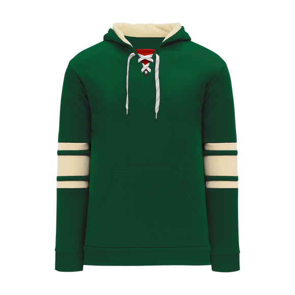 Athletic Knit (AK) A1845A-563 Adult Minnesota Dark Green Apparel Sweatshirt