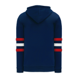 Athletic Knit (AK) A1845Y-764 Youth Navy/Red/White Apparel Sweatshirt