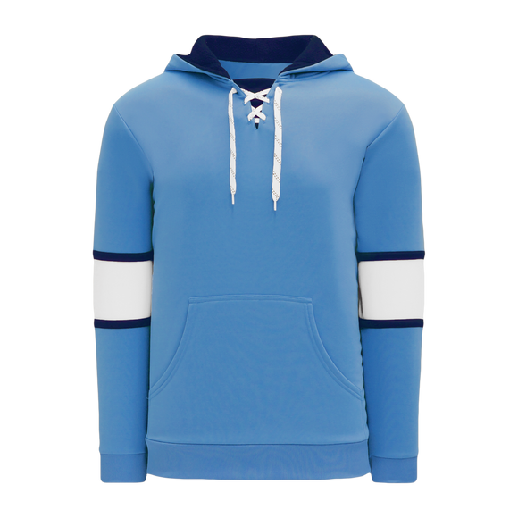 Athletic Knit (AK) A1845A-828 Adult Pittsburgh Sky Blue Apparel Sweatshirt