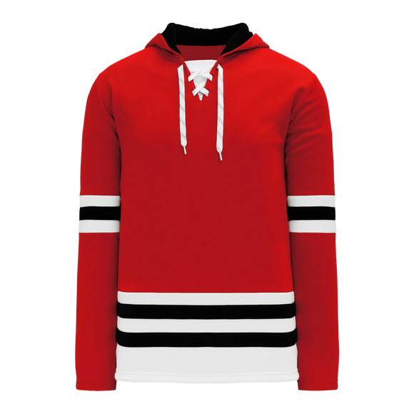 Athletic Knit (AK) A1850 Chicago Red Apparel Sweatshirt