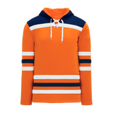 Athletic Knit (AK) A1850 Edmonton Orange Apparel Sweatshirt