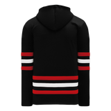 Athletic Knit (AK) A1850 Chicago Black Apparel Sweatshirt