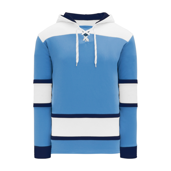 Athletic Knit (AK) A1850 Pittsburgh Sky Blue Apparel Sweatshirt
